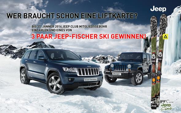Jeep-Fischer-Ski gewinnen