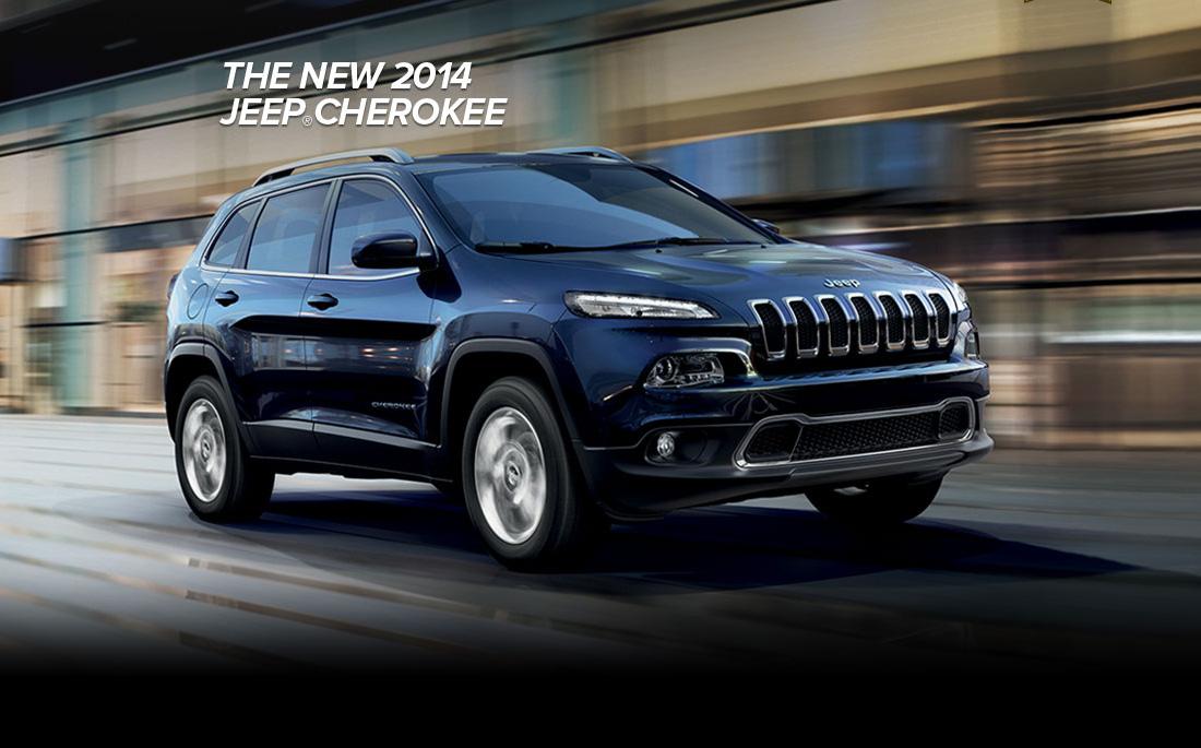 der neue Jeep Cherokee 2014